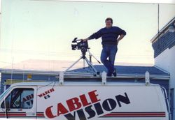 Cable 2 Van on assignment