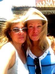 Thalia and Stephanie