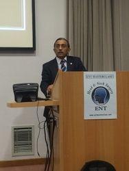Mr Shahed Quraishi, Director, ENT Masterclass