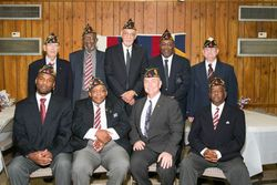 POST 60 OFFICERS