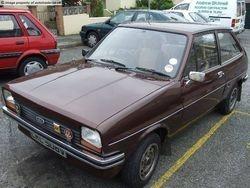 1980s Fiesta