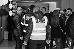 Protection Services Trainees