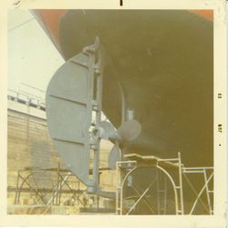 The Rudder and Propeller
