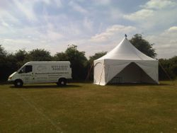 3x6m for Leigh Ramblers Football Tournament 2011