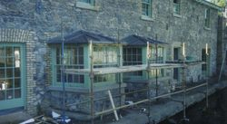 Lead Bay windows, Newcastle, Co Kildare