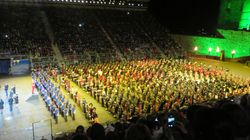 Royal Military Tattoo - massed bands