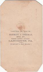 Harmany & Eberman of Lancaster, PA - back