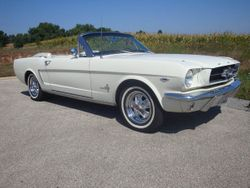 Mike Parker's 1965 Mustang Convertible