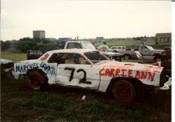 Dads 93 demo car
