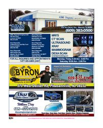 AIMS DIAGNOSTIC / MR BAYRON / DIAZ AUTO GLASS