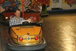 Ray and Oscar Dodgem Cars