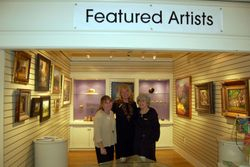 2009-Creative Arts Group, Featured Artists