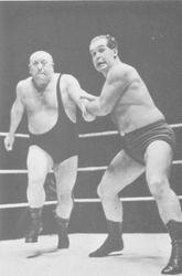 Roy Bull Davis -v- Barry Douglas