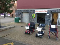Shopmobility Office