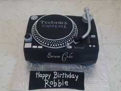 Turntable Cake(SP153)