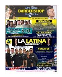 LA LATINA BARBERSHOP / SHAPES AND STYLE BARBERSHOP