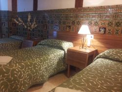 Habitación triple / triple room