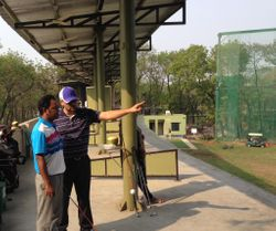 Mental Toughness Coaching. Siddiqur Rahman, Asian Golf Star