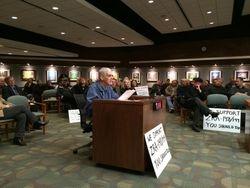 HoCo Citizens Assoc Testifying