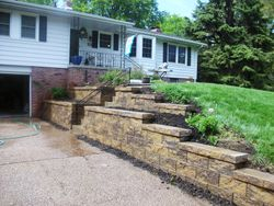 Sienna Blend Retaining Wall