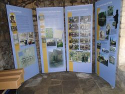New Exhibition Panels