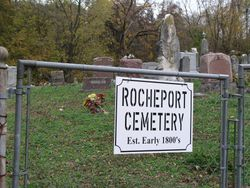 New Cemetery Sign