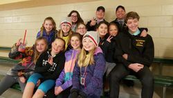 Arnprior elementary students cheer for MB