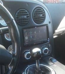 2003 Dodge Viper Custom Double Din Dash Install