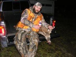 Mark's 2010 Gun Buck