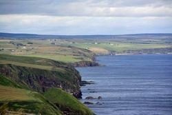 Scenery - Inverness to Thurso