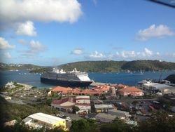 Crown bay Ship Dock