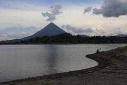 Laguna de Arenal, Costa Rica.