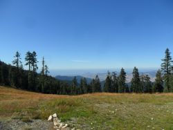 Back towards Mt. Ashland