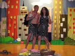 Tarzan e Jean