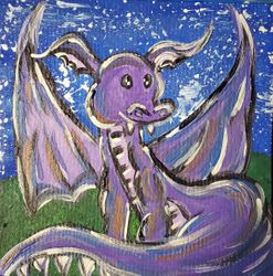 """Purple Dragon"""