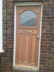 new external door job
