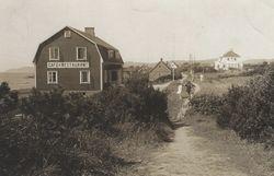 Pensionat Strandhem, Nyhamn 1929