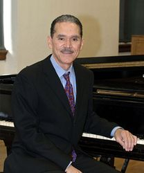 Wilfred Delphin, DMA, pianist