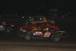 Great Racing Action Photo