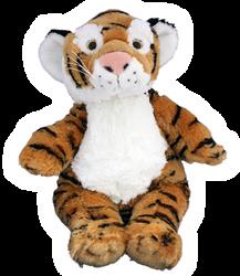 Rufus our Orange Tiger