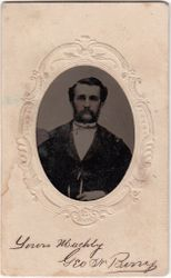 George Nelson Berry of Grand Ledge, Michigan