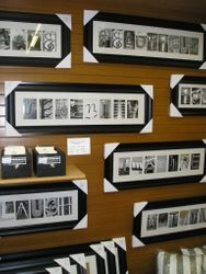We supply the frames and hundreds of letters!