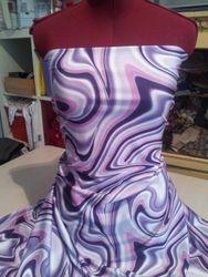 Purple, mauve and white swirl 510#
