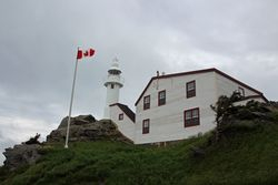 Lighthouse at Lobster Head Cove