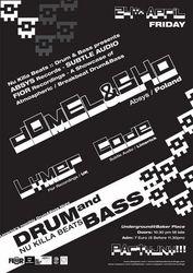 2009.04.24 - Subtle Audio & Absys Rec @ Limerick