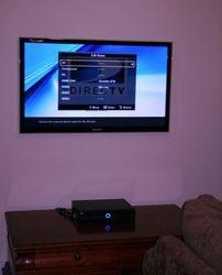 Premium Samsung LCD TV Installation