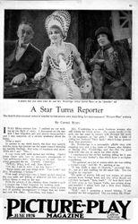 49 Carmel Myers, star repoter