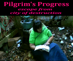 Pilgrim's Progress city of destruction