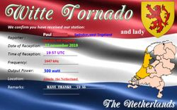 Radio Witte Tornado
