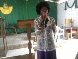 Pastor Oretha Flomo
